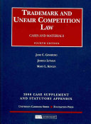 Trademark and Unfair Competition