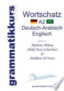 W  rterbuch A2 Deutsch Arabisch Englisch