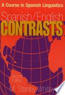 Spanish English Contrasts