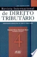 Revista Internacional de Direito Tributário Vol 4