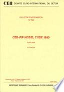 Ceb Fip Model Code 1990 First Draft Add