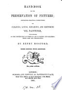 Hand-book for the preservation of pictures
