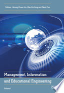 Management  Information and Educational Engineering