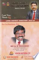 Lions 324A8 District Directory Pdf/ePub eBook