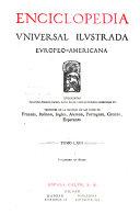 Enciclopedia vniversal ilvstrada evropeo americana