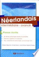 Néerlandais - Presse écrite