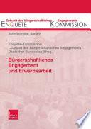 Bürgerschaftliches Engagement und Erwerbsarbeit