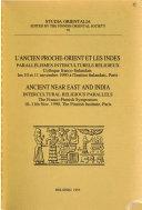 L Ancien Proche Orient Et Les Indes