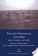 From Art Nouveau to Surrealism