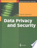 Ebook Data Privacy and Security Epub David Salomon Apps Read Mobile