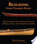 Building Strip Planked Boats