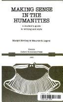 Making sense in the humanities