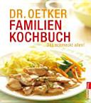 Dr  Oetker   Familien Kochbuch