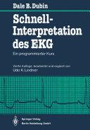 Schnell Interpretation des EKG