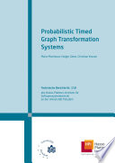 Probalistic Timed Graph Transformation Systems
