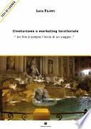 Cineturismo e marketing territoriale