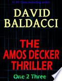 The Amos Decker Thriller  One 2 Three