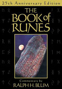 The Book of Runes  25th Anniversary Edition