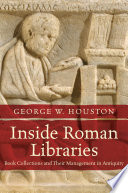 Inside Roman Libraries