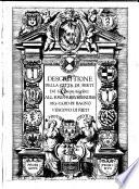 Descrittione della citt   di Rieti
