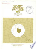 County Business Patterns  Colorado