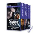 Cynthia Eden Shadow Agents Series Books 1 3