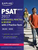 Psat Nmsqt 2017 Strategies  Practice  and Review With 3 Practice Tests