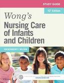 Wong S Nursing Care Of Infants And Children