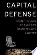 Capital Defense Book PDF