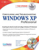 illustration Configuring and Troubleshooting Windows XP Professional