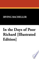In the Days of Poor Richard  Illustrated Edition