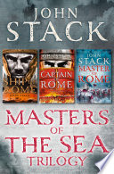 Masters of the Sea Trilogy  Ship of Rome  Captain of Rome  Master of Rome