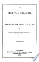 Christian Treasury
