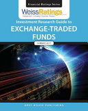TheStreet Ratings Guide to Exchange Traded Funds  Summer 2016