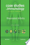 Case Studies in Immunology Fifth Edition  Rheumatoid Arthritis