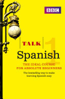 Talk Spanish Enhanced eBook  with audio    Learn Spanish with BBC Active