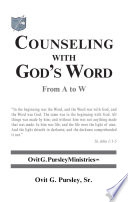 Counseling With God S Word