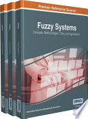Fuzzy Systems  Concepts  Methodologies  Tools  and Applications