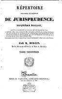 download ebook répertoire universel et raisonné de jurisprudence pdf epub