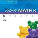 Saxon Math K