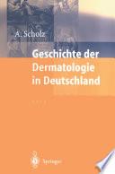 Geschichte der Dermatologie in Deutschland