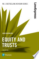 Law Express Equity And Trusts