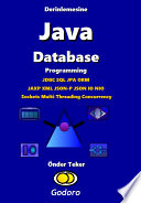 Derinlemesine Java Database Programming