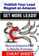 How To Convert PDF To Kindle Formats
