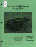 Wisconsin Wildlife Surveys