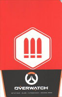 Overwatch Pocket Notebook Collection Set Of 4