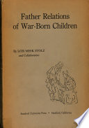 Father Relations of War born Children