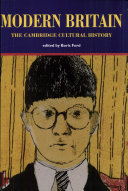 Cambridge Cultural History of Britain: Volume 9, Modern Britain