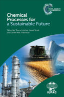 download ebook chemical processes for a sustainable future pdf epub