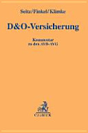 D&O-Versicherung